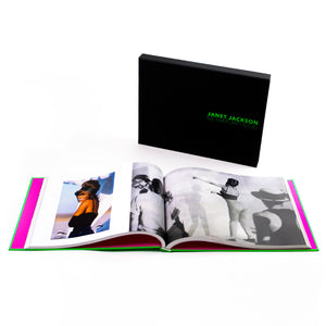 Janet Jackson Metamorphosis Book