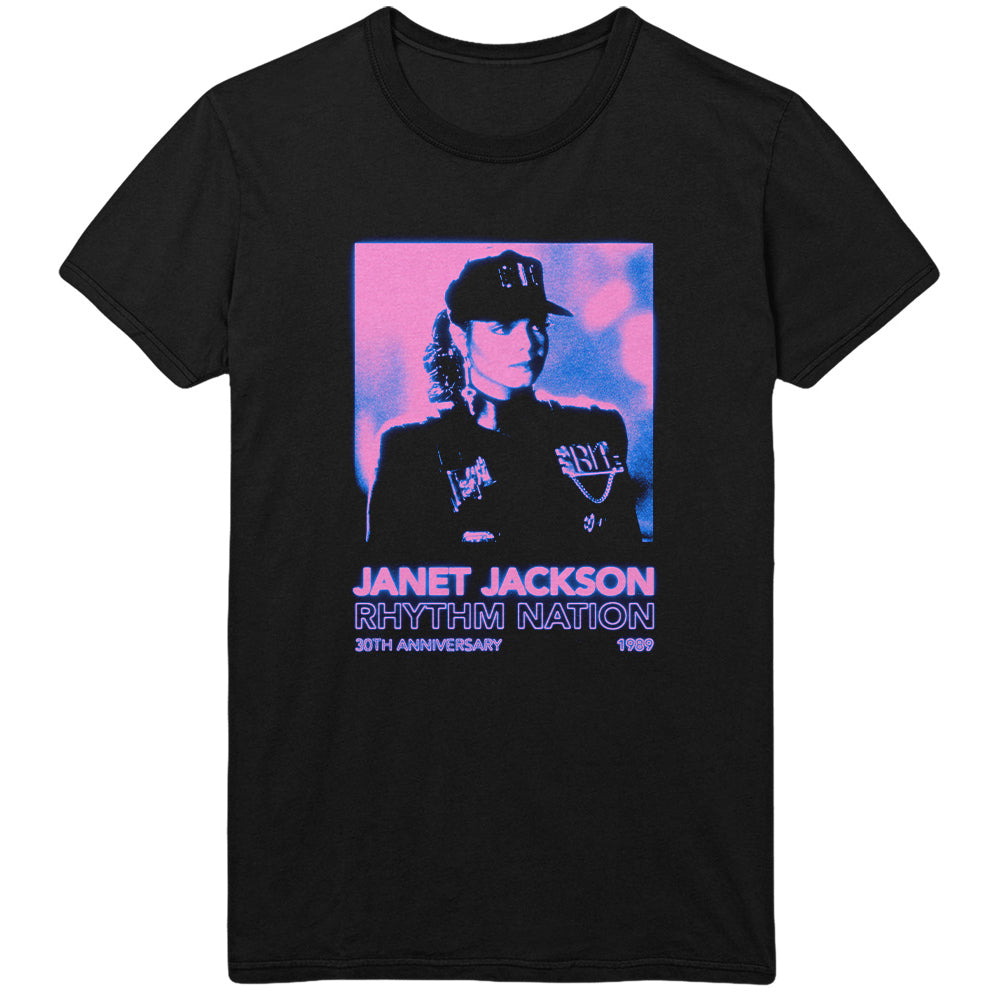 Rhythm Nation 30th Anniversary Portrait Tee
