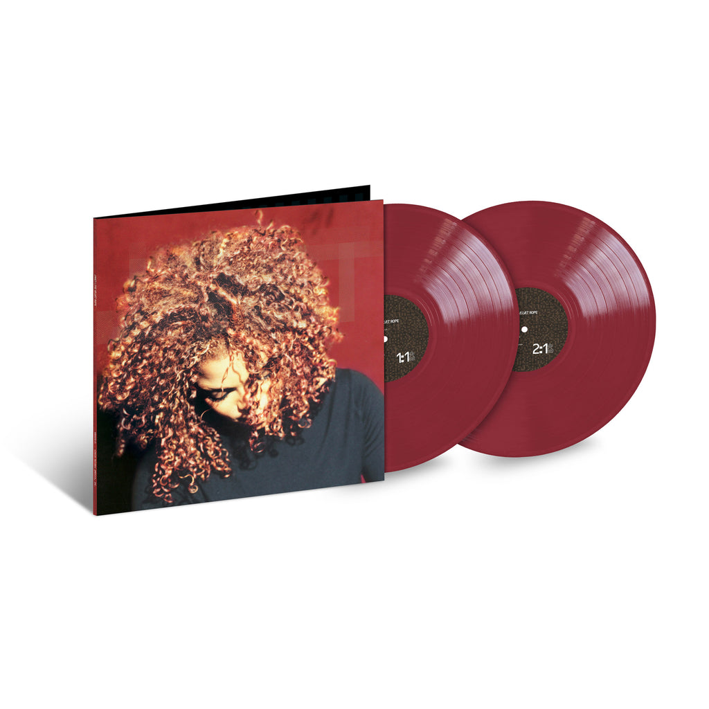 The Velvet Rope 2 LP Color