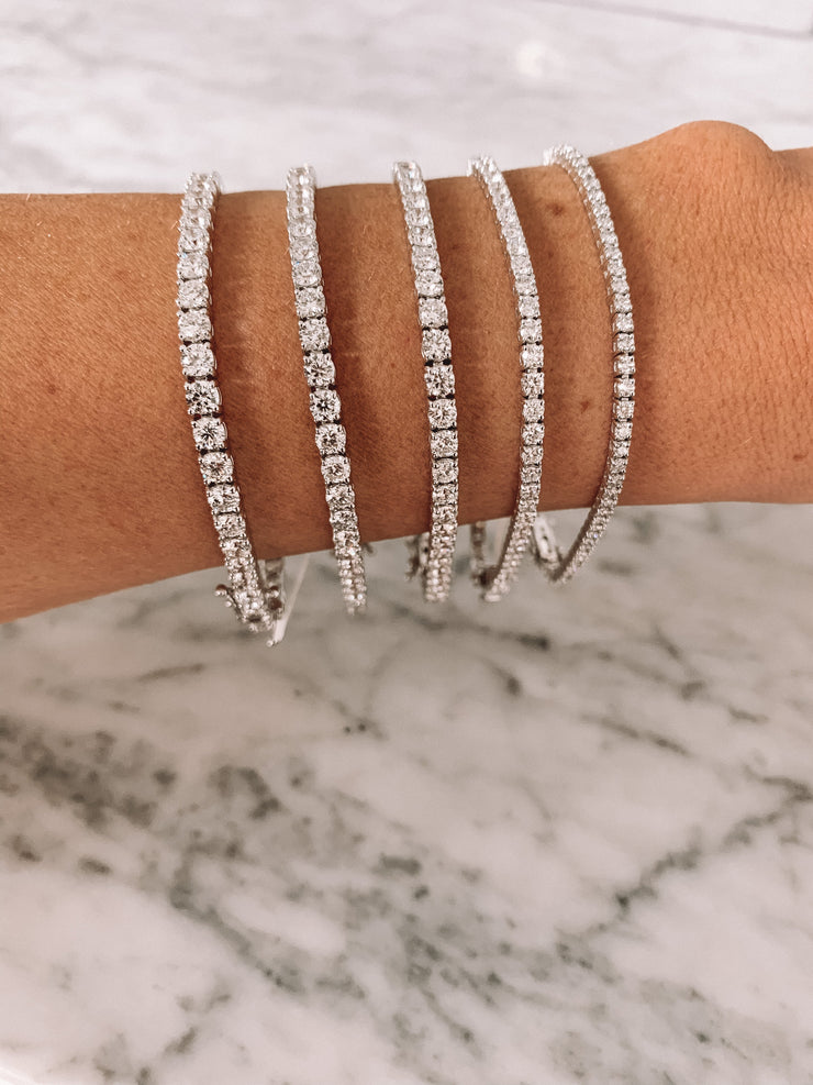 Tennis Bracelet Bracelet Wedding Ring King