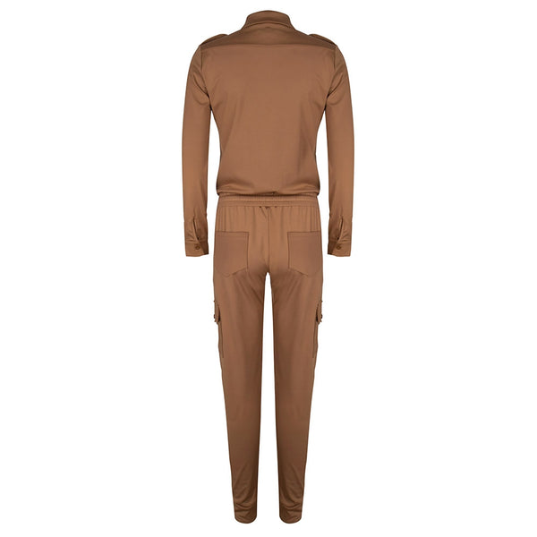 Cargo Traveller Jumpsuit