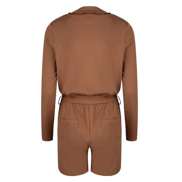 Korte traveller jumpsuit
