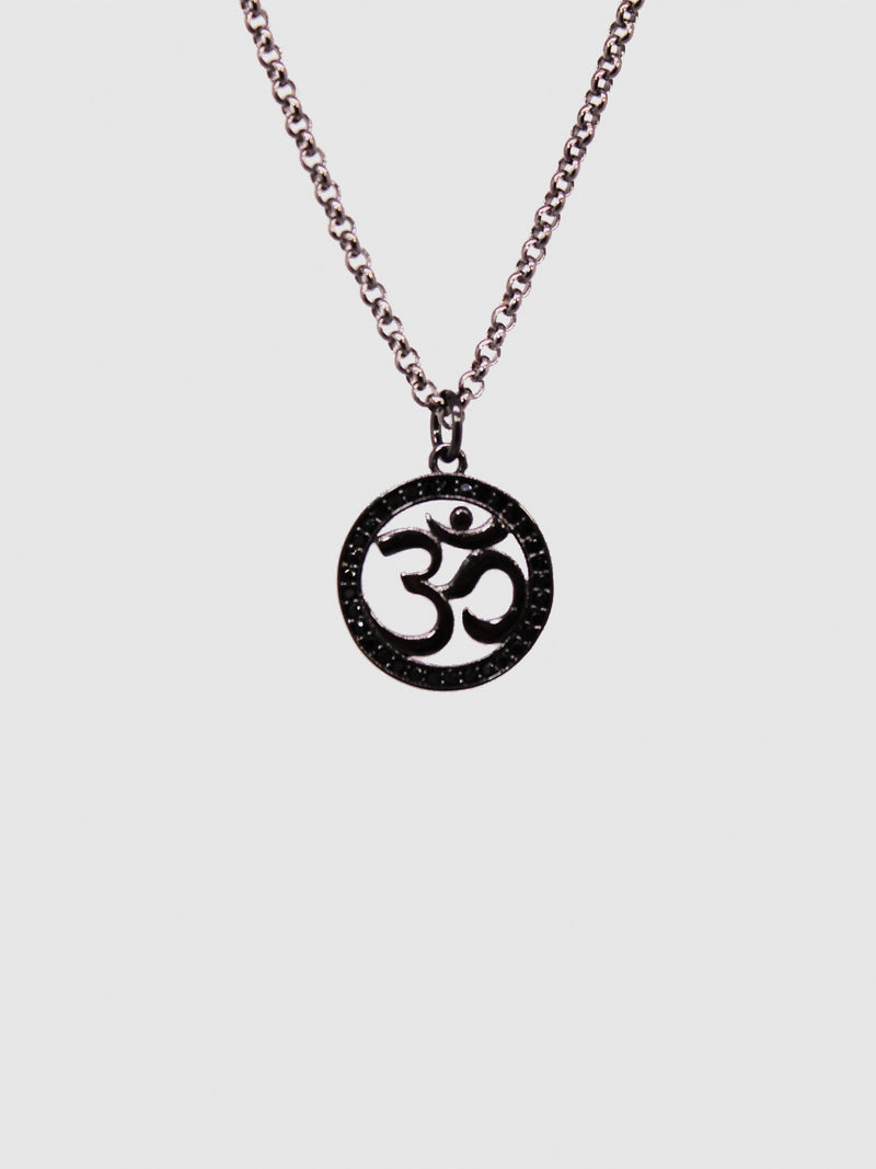 Om Pave' Necklace