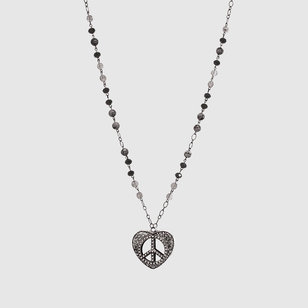 Megan Peace Necklace