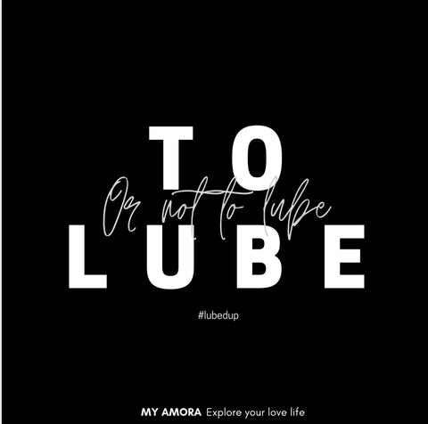 To lube or not to lube