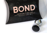 MY AMORA Anal Toy Bond - Small Butt Plug w. Jewel Black
