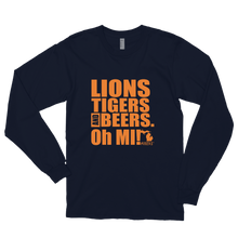 Load image into Gallery viewer, Lions, Tigers and Beers. Oh MI!™ - MIbeers