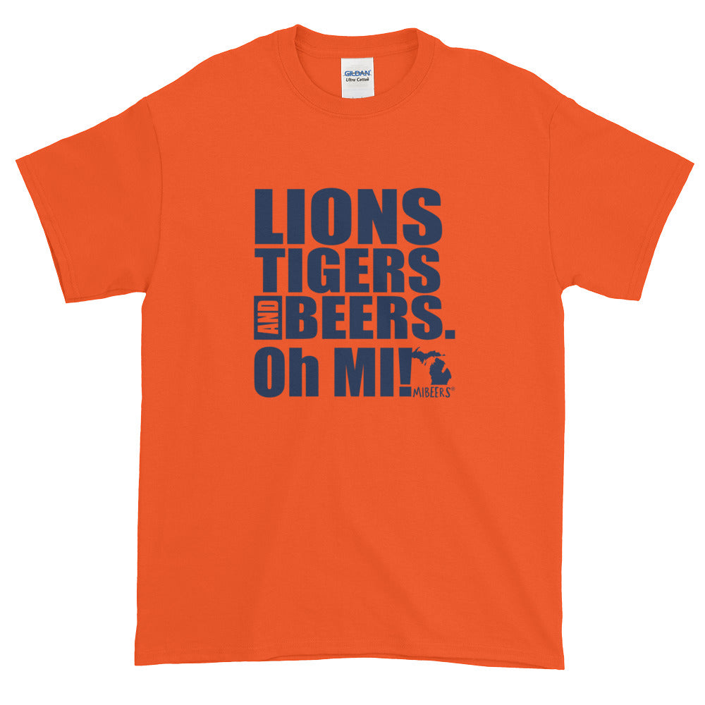 Lions, Tigers and Beers. Oh MI!™ - MIbeers
