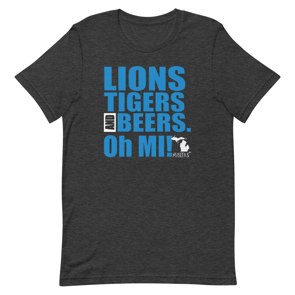 Lions, Tigers and Beers, Oh MI™ - MIbeers