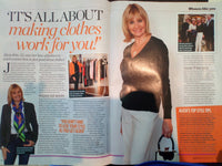 Alicia Kite Featured in Woman's Magazine