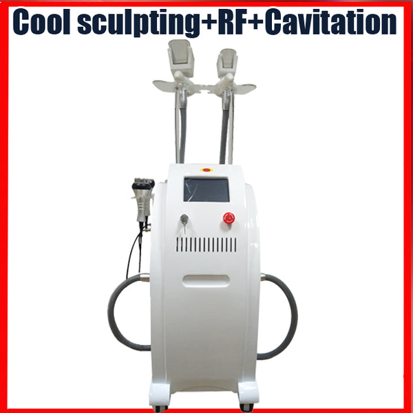 Dual Handles Fat Freezing Cavitation Machine