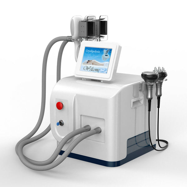 What's the difference between cavitation and cryolipolysis?