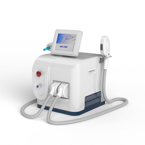 Cavs108 IPL hair removal ND Yag laser 2 in 1 machine