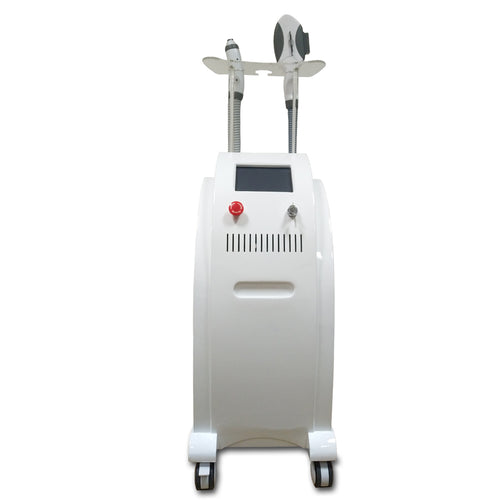 Cavs207 Stand IPL hair removal RF skin rejuevnation machine