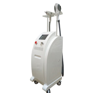 Cavs208 IPL hair removal ND-Yag laser Q switch machine