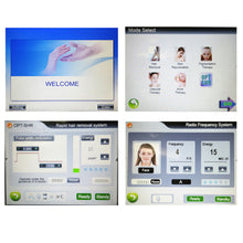 Load image into Gallery viewer, Cavs207 Stand IPL hair removal RF skin rejuevnation machine