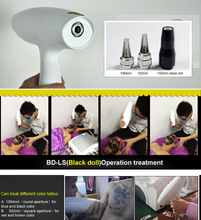 Load image into Gallery viewer, Cavs703 Nd:YAG laser tattoo removal machine