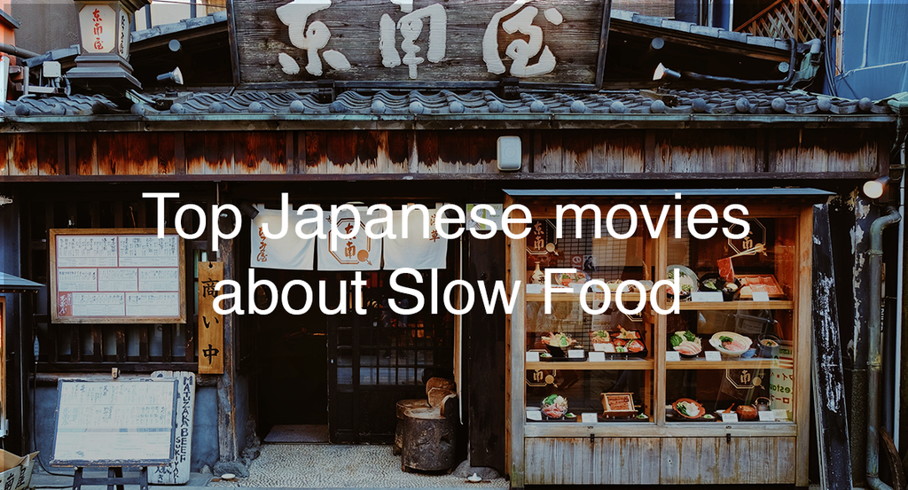 Top 5 Japanese Movies about Food (Part 1)