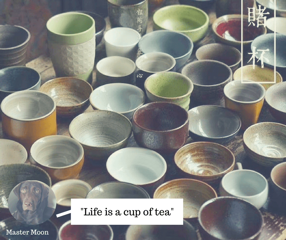 Life Is A Cup Of Tea! - Cup & Mug