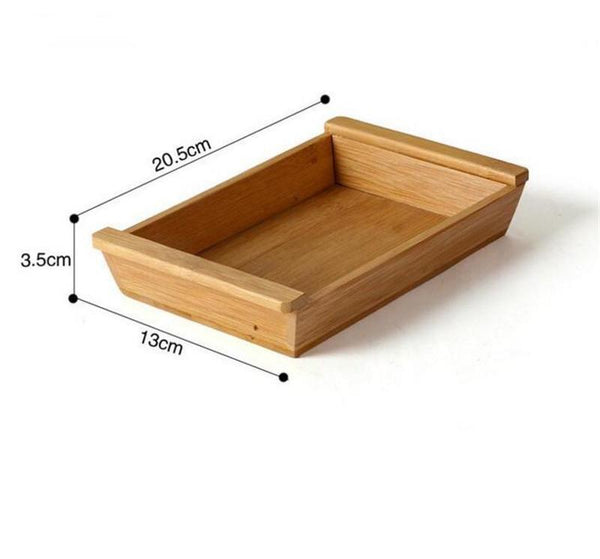 Wooden Serving Tray - S - Box & Tray