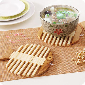Fish-Style Bamboo Place-Mat