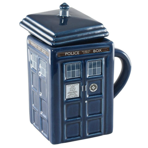 Doctor Who Ceramic Mug - Cup & Mug