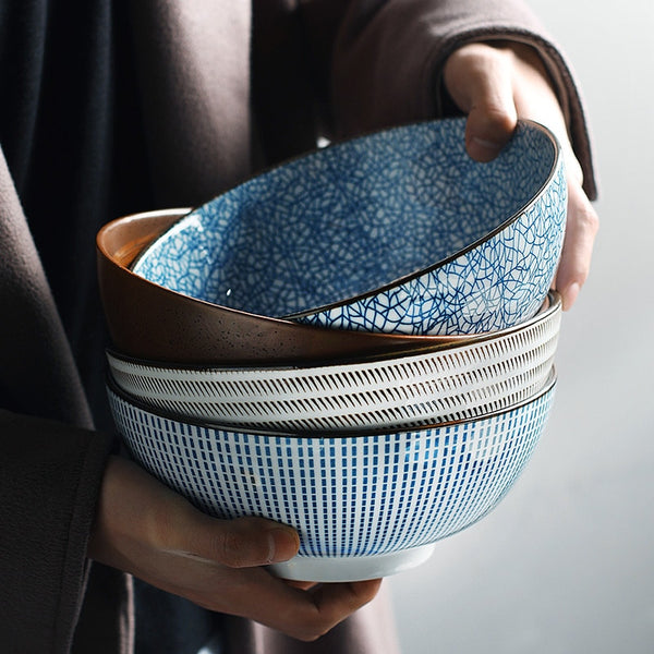 Japanese Basic Pattern Bowl