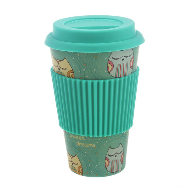 Bamboo Fiber Travel Cup