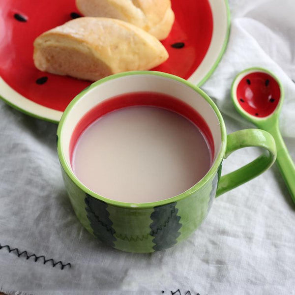 Watermelon Ceramic Mug