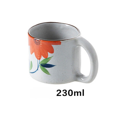 Hengfeng Flower Vintage Cup