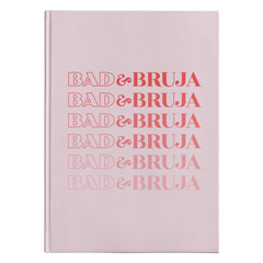 Bad & Bruja Hardcover Journal