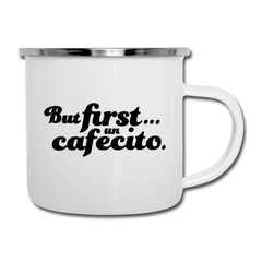 But First... Un Cafecito Retro Mug
