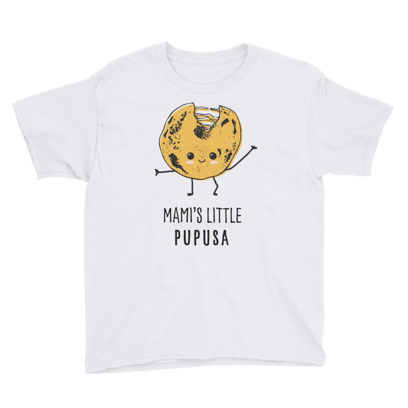 Mami's Little Pupusa Kids T-Shirt