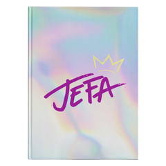 Jefa Rainbow Hardcover Journal