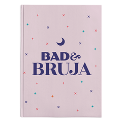 Bad & Bruja Moon Hardcover Journal