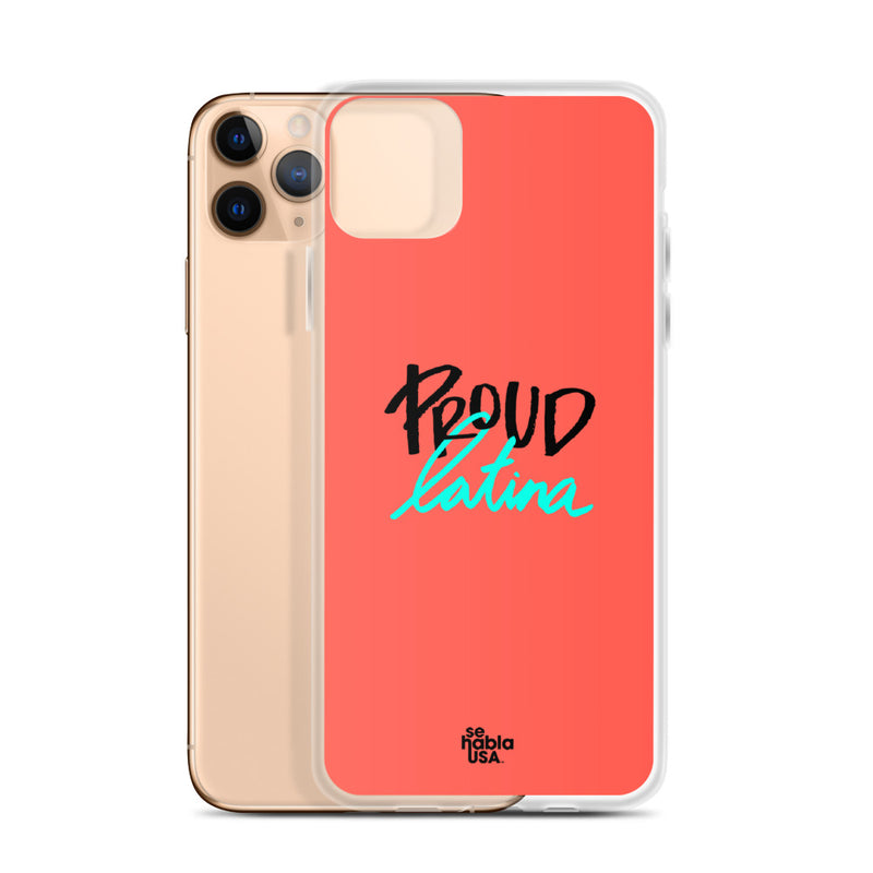 iPhone 11 Case Proud Latina