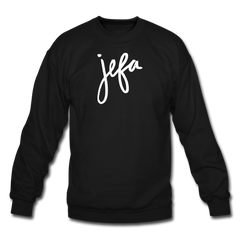 Jefa Crewneck Sweatshirt - black