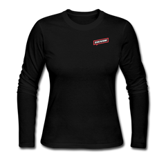 Eskiusmi Women's Long Sleeve T-Shirt - black