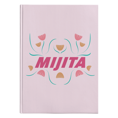 Mijita Hardcover Journal