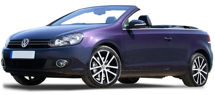 Volkswagen VW Golf Convertible MK6 (2011-Current)