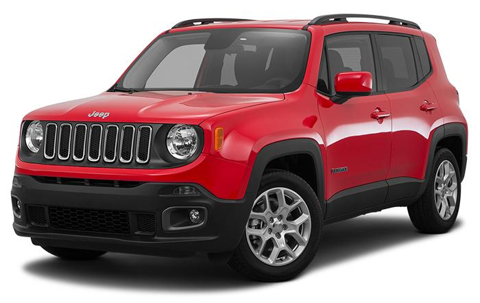 Jeep Renegade SUV 2015 - Current