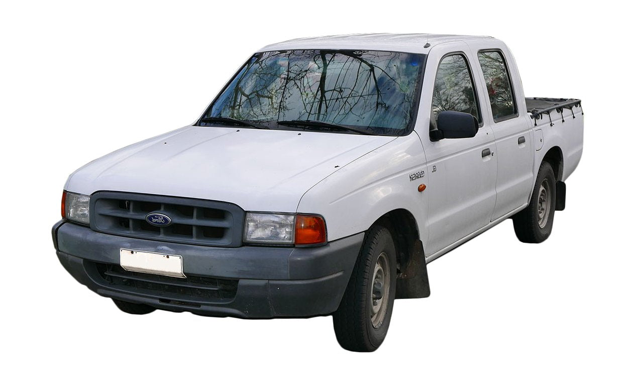 Ford Courier Ute 1996-1999