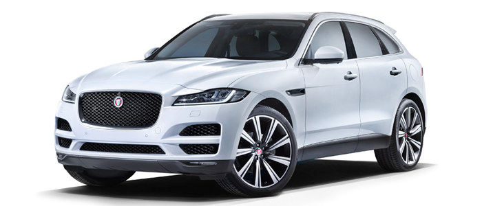 Jaguar F Pace SUV 2016-Current