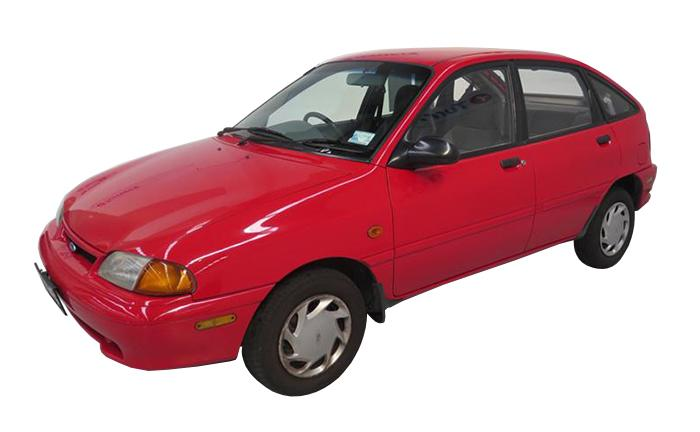 Ford Festiva Hatch 1993-2000