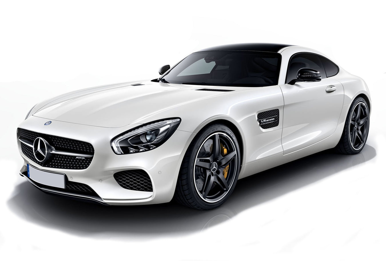 Mercedes AMG GT Coupe 2014-Current