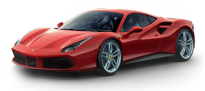Ferrari 488 Convertible 2016-Current
