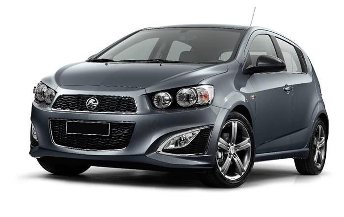 Holden Barina Hatch Barina (2011-Current)