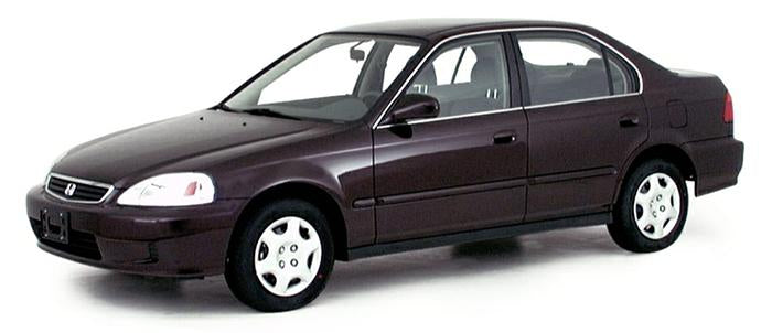 Honda Civic Sedan 1995-2000