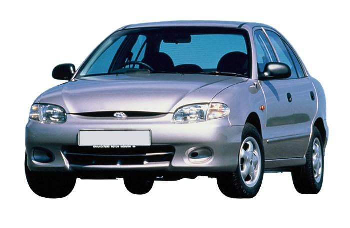 Hyundai Accent Sedan 1999-2005
