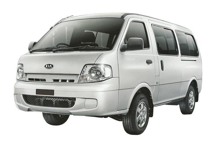 Kia Pregio Van All Models